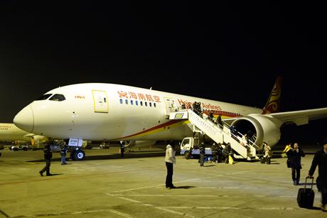 海南航空B-787-8(B-2729)